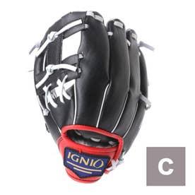 イグニオ IGNIO ジュニアユニセックス 軟式野球 野手用グラブ 8BG4017