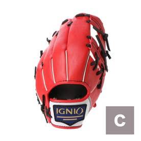 イグニオ IGNIO ジュニア 軟式野球 ギア 8BG4017