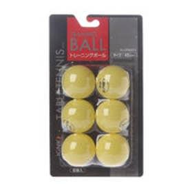 イグニオ IGNIO 卓球ボール IG-2PB0014 イエロー