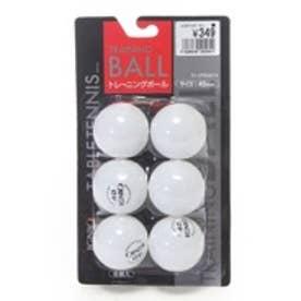 イグニオ IGNIO 卓球ボール IG-2PB0014 ホワイト