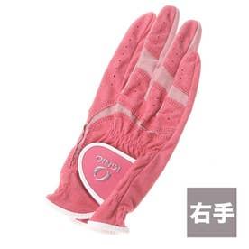 イグニオ IGNIO ゴルフグローブ  IG-1G2045PK R   ピンク (ピンク)