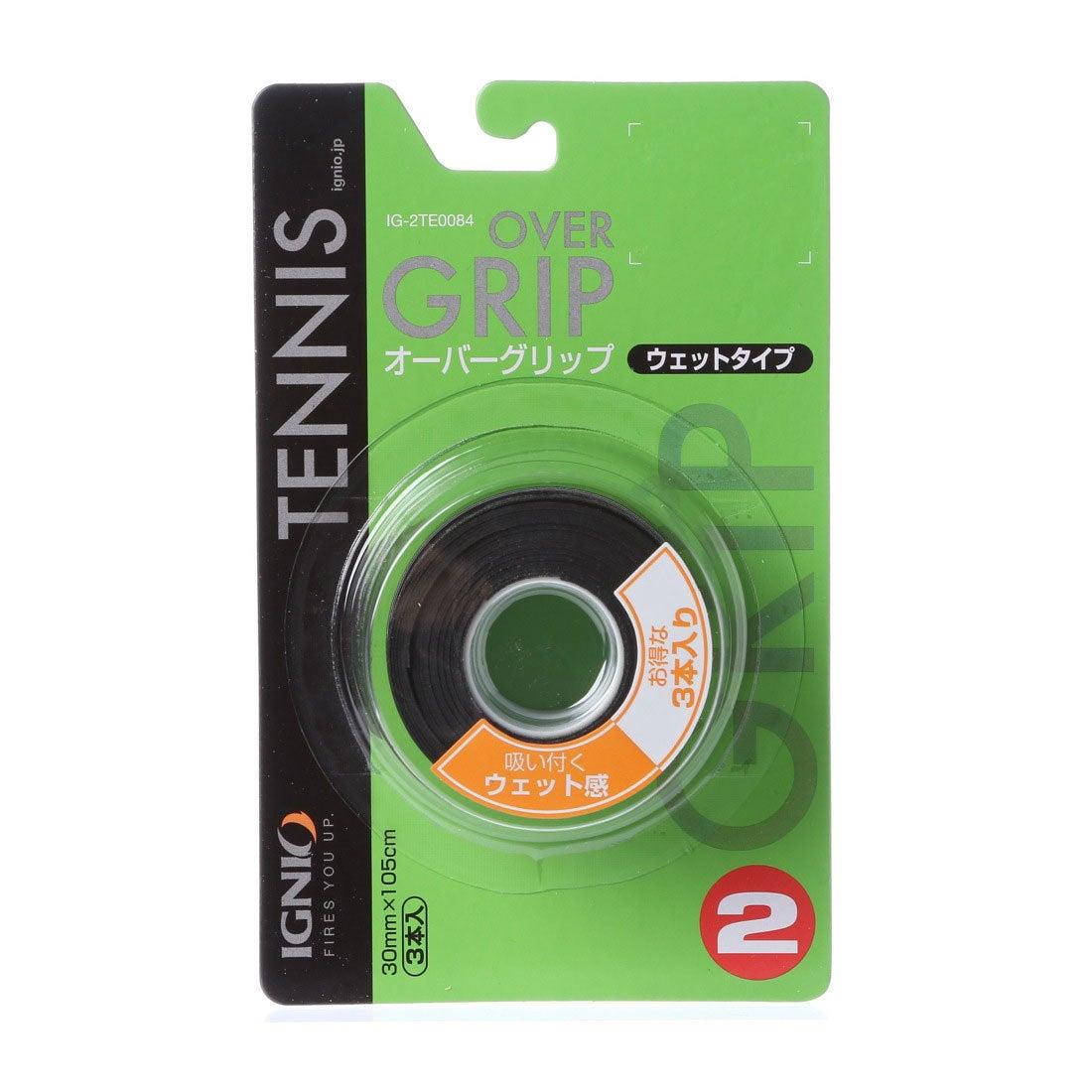 ロコンド 靴とファッションの通販サイトイグニオ IGNIO グリップテープ IG-2TE0084 BK (ブラック)