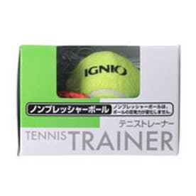 イグニオ IGNIO 硬式テニス 練習用ゴム付きボール 2046020106