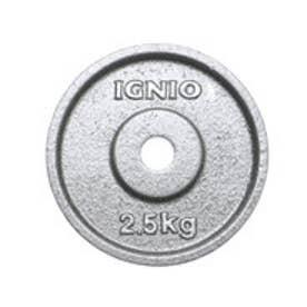 イグニオ IGNIO 着脱式ダンベル IG Pハンマー 2.5KG