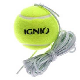 イグニオ IGNIO 硬式テニス 練習用ゴム付きボール 2046020307