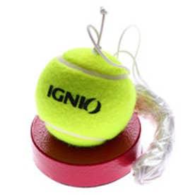 イグニオ IGNIO 硬式テニス 練習用ゴム付きボール 2046020007
