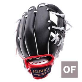 イグニオ IGNIO ユニセックス 軟式野球 野手用グラブ 8008024357