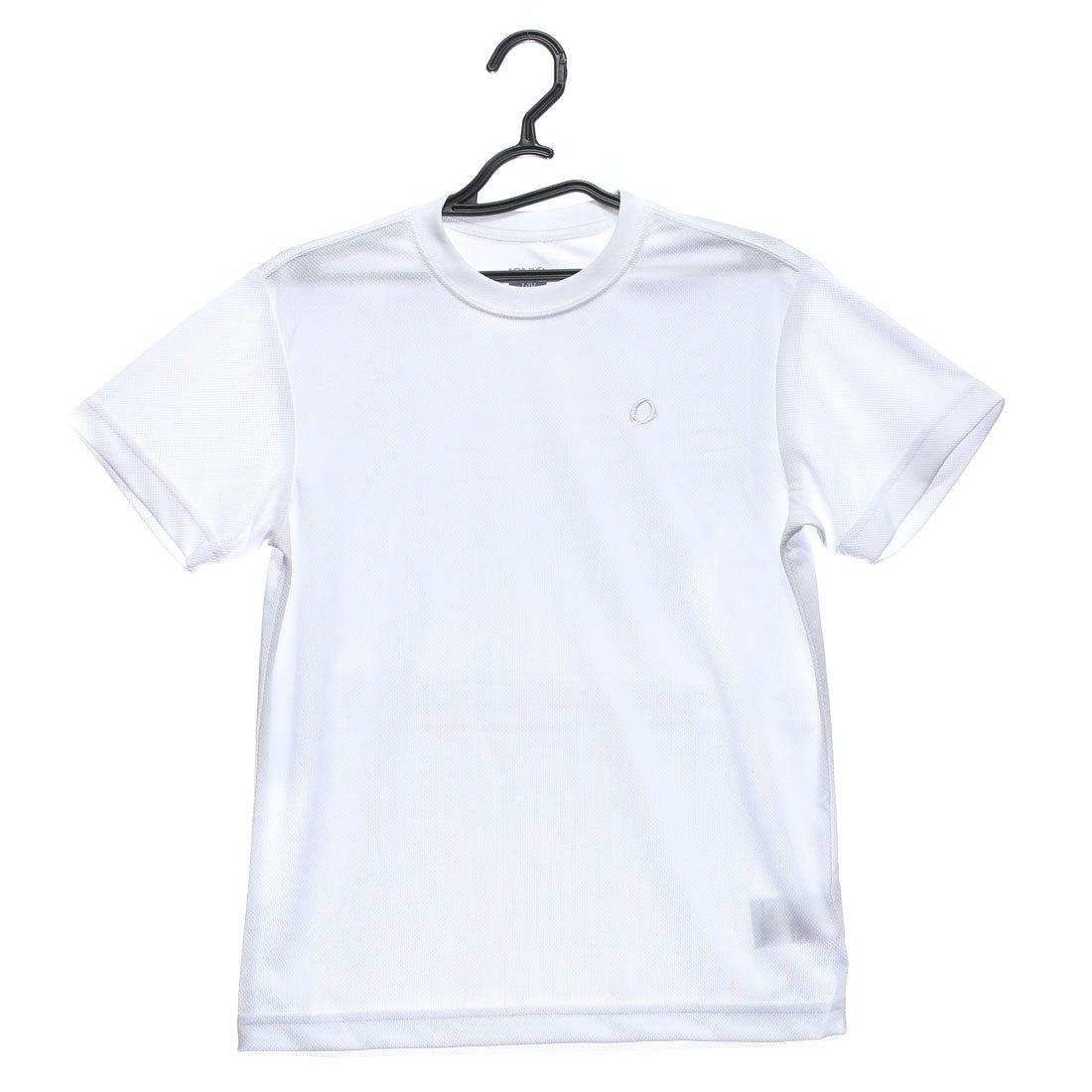 イグニオ IGNIO ジュニアバスケットボールシャツ IG-8KW4004TS ホワイト (ホワイト)