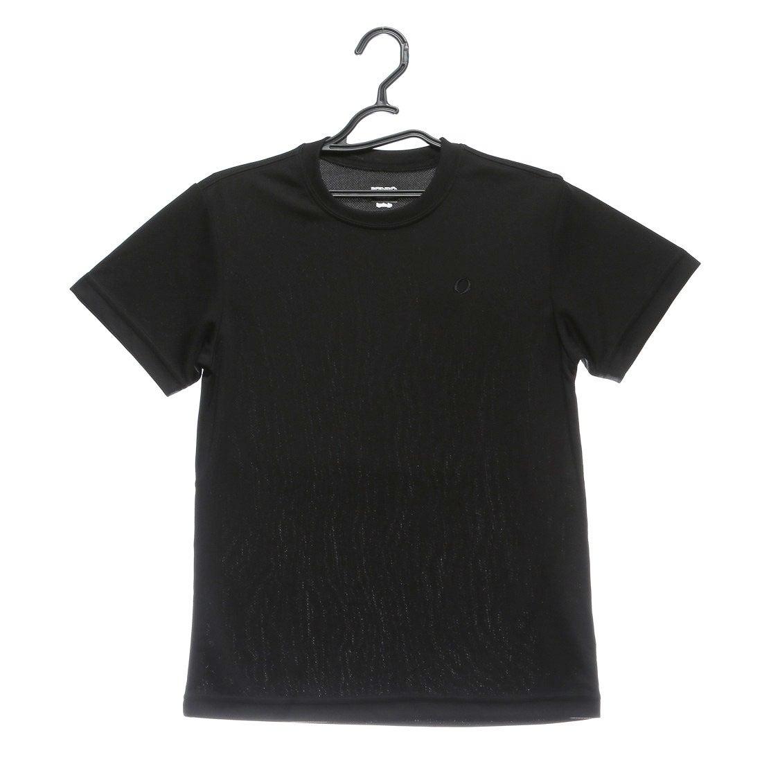 イグニオ IGNIO ジュニアバスケットボールシャツ IG-8KW4004TS ブラック (ブラック)