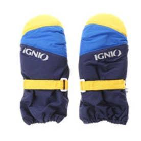 イグニオ IGNIO ジュニア スキー グローブ IG-6G48006 Jミトン