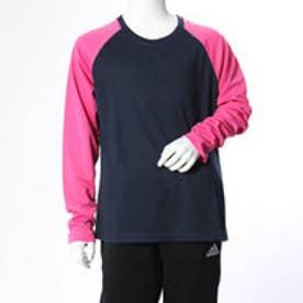 イグニオ IGNIO ジュニア 長袖機能Tシャツ IG-9A47537TLG ヒ