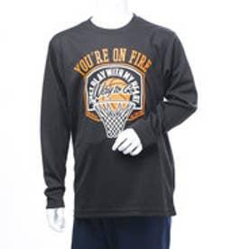 イグニオ IGNIO ジュニア バスケットボール 長袖Tシャツ IG-8KW4607TL IG-8KW4607TL