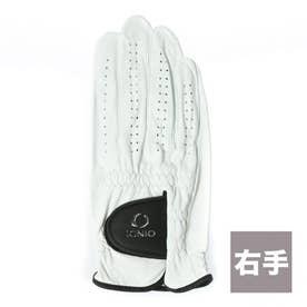 イグニオ IGNIO ゴルフグローブ IG-1G1036GG ホワイト【右手用】