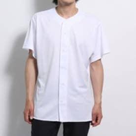 イグニオ Ignio 野球練習ユニフォーム上 IG-8BW1045S ホワイト