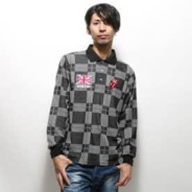 イグニオ IGNIO ゴルフシャツ IG-1L1715P-R ブラック (ブラック)