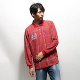 イグニオ IGNIO ゴルフシャツ IG-1L1715P-R レッド (レッド)