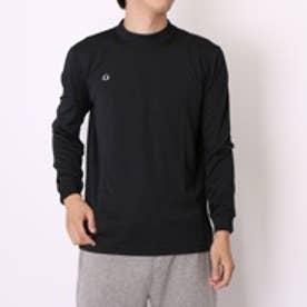 イグニオ IGNIO サッカー長袖インナーシャツ IG-8FW1060LSヒート ブラック (ブラック)