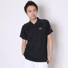 イグニオ IGNIO テニスポロシャツ  IG-2TW1006PS ブラック (ブラック)