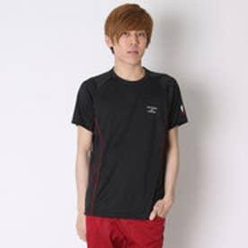 イグニオ IGNIO テニスTシャツ  IG-2TW1016TS ブラック (ブラック)