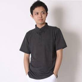 イグニオ IGNIO ゴルフシャツ  IG-1H1226B-C ブラック (ブラック)