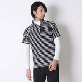 【アウトレット】イグニオ IGNIO ゴルフシャツ  IG-1L1006RYZ ブラック (ブラック)