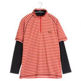 【アウトレット】イグニオ IGNIO ゴルフシャツ  IG-1L1006RYZ オレンジ (オレンジ)
