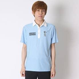 【アウトレット】イグニオ IGNIO ゴルフシャツ  IG-1H1006P ブルー (ブルー)