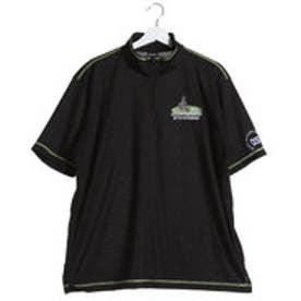 【アウトレット】イグニオ IGNIO ゴルフシャツ  IG-1H1016Z ブラック (ブラック)