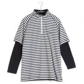 【アウトレット】イグニオ IGNIO ゴルフシャツ  IG-1L1006RYZ ホワイト (ホワイト)