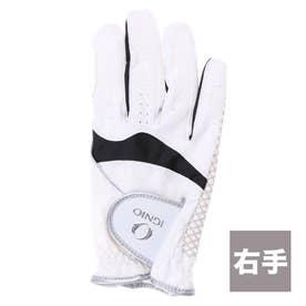 イグニオ IGNIO ゴルフグローブ  IG-1G1345R  (ホワイト)