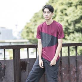 イグニオ IGNIO メンズ 半袖Tシャツ TPUカチオンモクキリTSS