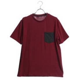 イグニオ IGNIO メンズ 半袖Tシャツ TPUカチオンモクポケTSS