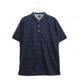 イグニオ IGNIO メンズ ゴルフ 半袖シャツ ゆったりサイズ有り IG-1H1208P-C