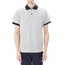 イグニオ IGNIO メンズ カノコポロシャツ(半袖)