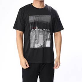 イグニオ IGNIO メンズ 半袖機能Tシャツ MPプリントアソートBKSS