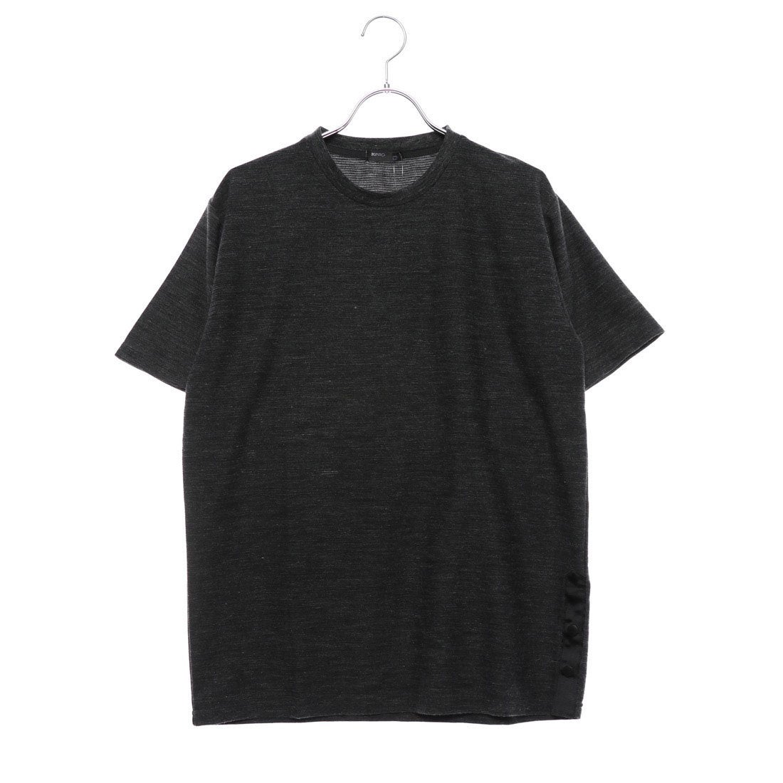 イグニオ IGNIO メンズ 半袖Tシャツ スペースリップルTシャツ(半袖) MスペースリップルTSS