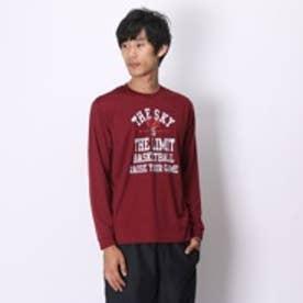 イグニオ IGNIO バスケットボールTシャツ IG-8KW3055 TL レッド (ボルドー)
