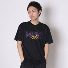 イグニオ IGNIO バスケットボールTシャツ  IG-8KW3006   TS  (ブラック×パープル)