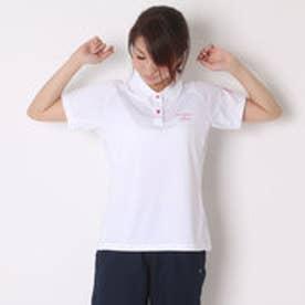 イグニオ IGNIO テニス用ポロシャツ  IG-2TW2026PSY ホワイト (ホワイト)