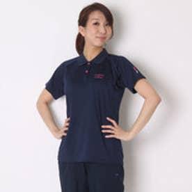 イグニオ IGNIO テニス用ポロシャツ  IG-2TW2026PS ネイビー (ネイビー)