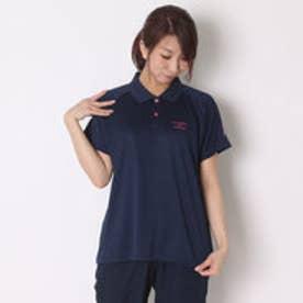 イグニオ IGNIO テニス用ポロシャツ  IG-2TW2026PSY ネイビー (ネイビー)