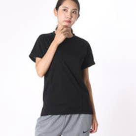 イグニオ IGNIO レディース バレーボール 半袖プラクティスシャツ 8502022326 (ブラック)