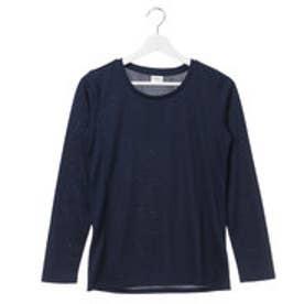 イグニオ IGNIO レディース 長袖機能Tシャツ IG-9A21577TL ク