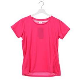 イグニオ IGNIO レディース 半袖機能Tシャツ ゆったりサイズ IG-9A21567TSY