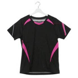 イグニオ IGNIO レディース バレーボール 半袖Tシャツ IG-8VW2037TSY IG-8VW2037TSY