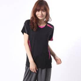 イグニオ IGNIO レディース バレーボール 半袖Tシャツ IG-8VW2037TS IG-8VW2037TS