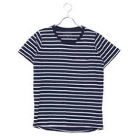 イグニオ IGNIO レディース ポケット付きベーシックTシャツ(半袖)