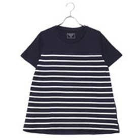 イグニオ IGNIO レディース 半袖Tシャツ LCボーダAラインTSS2