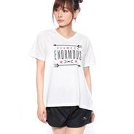 イグニオ IGNIO レディース 半袖Tシャツ LCユミAラインVNTSS2