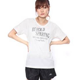 イグニオ IGNIO レディース 半袖Tシャツ LCメッセージロゴTSS2